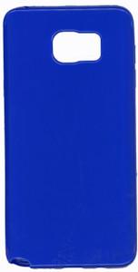 SAMSUNG NOTE 5  TPU Blue