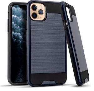iPhone 11 Pro Max MM Slim Dura Metal Navy