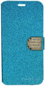 SAMSUNG NOTE 5 Glitter Bling Wallet Teal