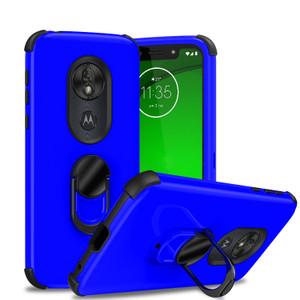 Motorola G7 Play MM Ring Hybrid Blue