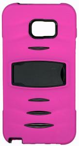 SAMSUNG  NOTE 5  MM Kickstand Case Pink