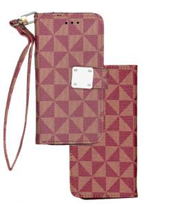 Motorola G7 Play MM Portfolio Wallet Red