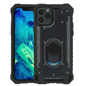 iPhone 11 Pro MM Magnetic Rugged Case W KS Black