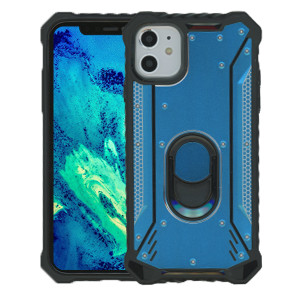 iPhone 11  MM Magnetic Rugged Case W/Kickstand Blue