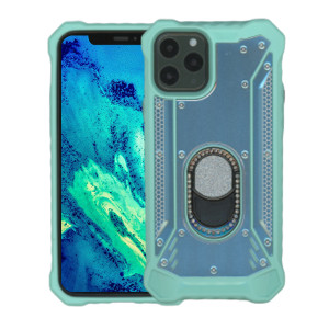 iPhone 11 Pro MM Magnetic Rugged Bling W KS Teal