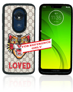 LG Stylo 5 MM Pattern Tiger Case