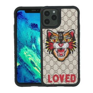 iPhone 11 Pro MM Pattern Tiger Case