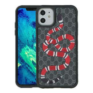iPhone 11 MM Pattern Snake Case