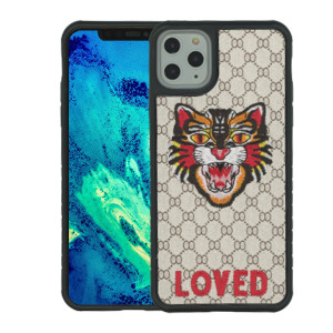 iPhone 11 Pro Max MM Pattern Tiger Case