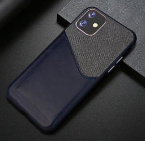 iPhone 11 MM Hip Wallet Navy