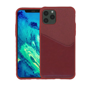 iPhone 11 Pro MM Hip Wallet Red