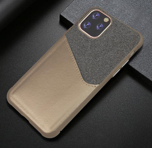 iPhone 11 Pro MM Hip Wallet Gold