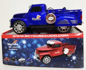 Bluetooth Truck Speaker Blue