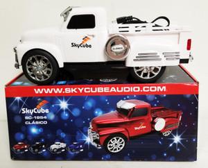 Bluetooth Truck Speaker White