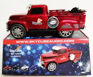 Bluetooth Truck Speaker Red