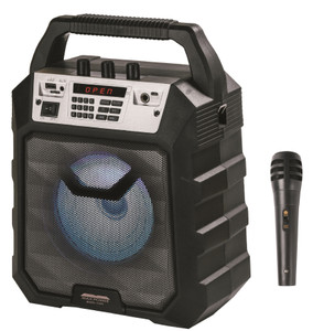 Max Power H-603 Speaker Silver