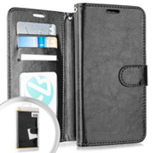 Motorola G7 Play Folio Wallet Black