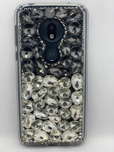 Motorola G7 Play 3D Bling Black&Silver