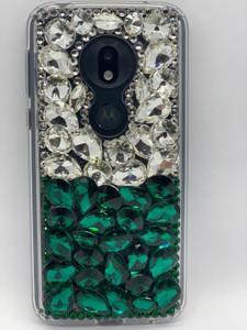 Motorola G7 Play 3D Bling Jade
