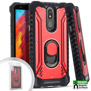 Lg Aristo 4+/Escape+ MM Magnetic Rugged W KS Red