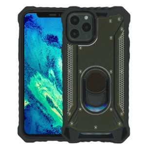 iPhone 11 Pro  MM Magnetic Rugged Case W KS Dark Green
