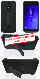 Motorola E6 MM Rugged Combo Black