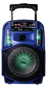 Max Power MPD 899L Speaker Blue