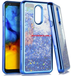 Alcatel 3V Electroplated Water Glitter Blue