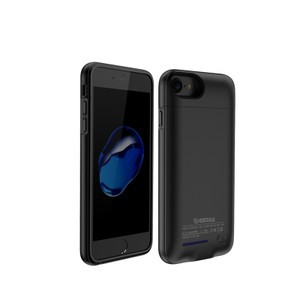 Iphone 6/7/8 PLUS Magnetic Battery Cover Black