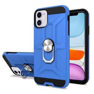 Iphone 11  MM Ring stand Navy Blue