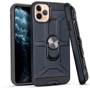 Iphone 11PRO MAX  MM Ringstand Navy Blue