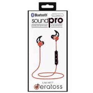 Sound Pro Bluetooth LM-M7 Ear Buds With Mic And Bluetooth