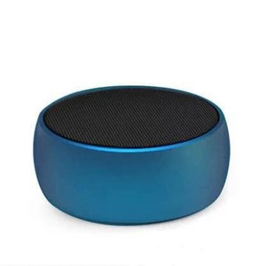 Simplicity Portable Wireless Bluetooth Speaker With Pen drive & Memory Card Slot with FM Mode Blue