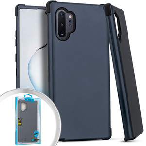 Samsung Note 10 Pro/Plus Triple Armor Case Navy Blue