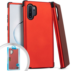 Samsung Note 10 Pro/Plus Triple Armor Case Red