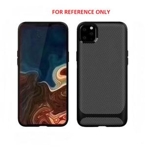 Motorola G7 Play MM Carbon Fiber Slim Case Black