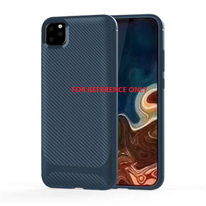Motorola G7 Play MM Carbon Fiber Slim Case Blue