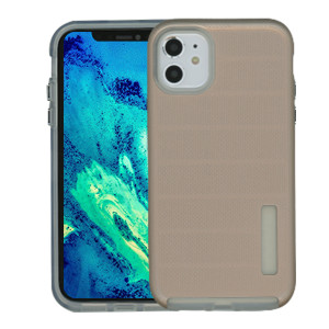 Iphone 11 Deluxe Brushed Case Rose Gold