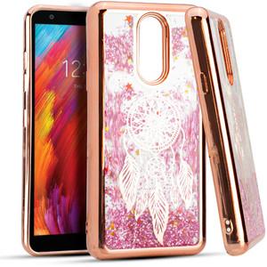 Lg Aristo 4+/Escape Plus MM Electro Water Glitter Rose Gold Dream Catcher