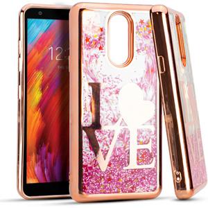 Aristo 4+/Escape Plus MM Electro Water Glitter Rose Gold Love