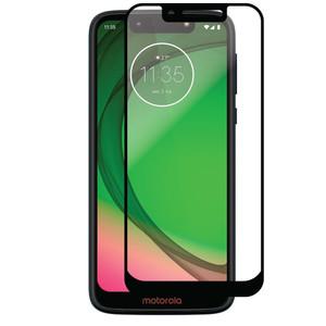 Motorola G Stylus MM Full Covered Tempered Glass Black