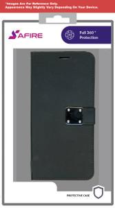 Iphone 11/XR Premium Folio Wallet Black