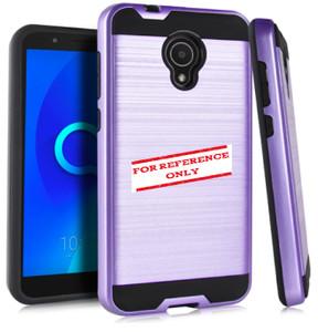 Samsung A01 MM Slim Dura Metal Purple