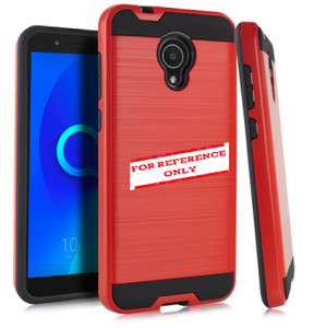 Samsung A01 MM Slim Dura Metal Red