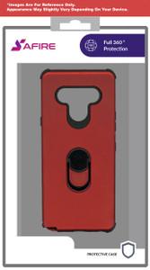 Samsung A01 MM Ring Hybrid Red