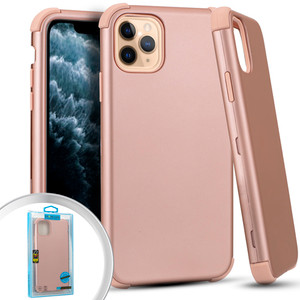 Iphone 11 Pro Max Triple Layer Case Rose Gold