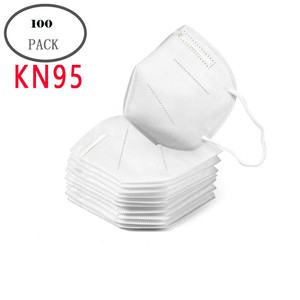 KN95 Face Mask Four Layer of Fabric 50 Pack ($0.75 / Item)