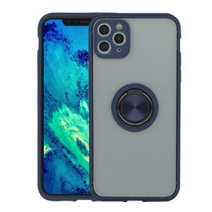 IPhone 11 Pro Max MM Magnet ring Stand Case Navy