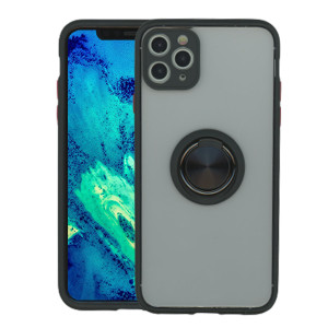 IPhone 11 Pro Max MM Magnet ring Stand Case Black