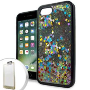 Iphone 7/8/SE 2020 Glitter Motion Style Rainbow